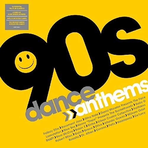 90\'S Dance Anthems [Vinyl LP]