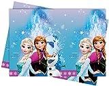 Procos- Folat 86884P Tovaglia Disney Frozen Lights-120 x 180 cm, Multicolore, 120X180, 86884
