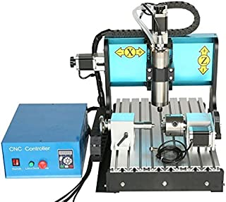 JFT 3040 4 Axis+1.5kw Spindle+USB port+mach3, Cnc wood router/ metal stone Engraving carving Machine