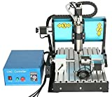 USB Port 6040 Cnc Wood Router (800w Spindle) 4 axis cnc...
