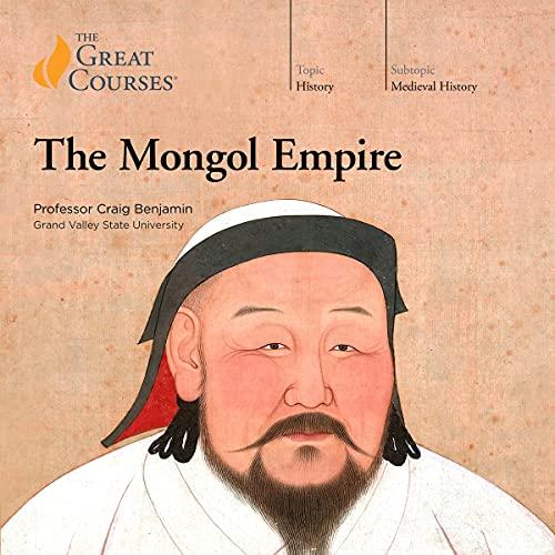 The Mongol Empire cover art