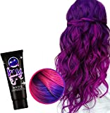 Thermochromic Color Changing Wonder Hair Dyes, Multicolor Hair Pigment Temporary DIY Hair Coloring