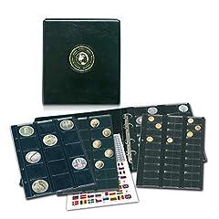 Safe 7346 Münzensammelalbum für Münzen