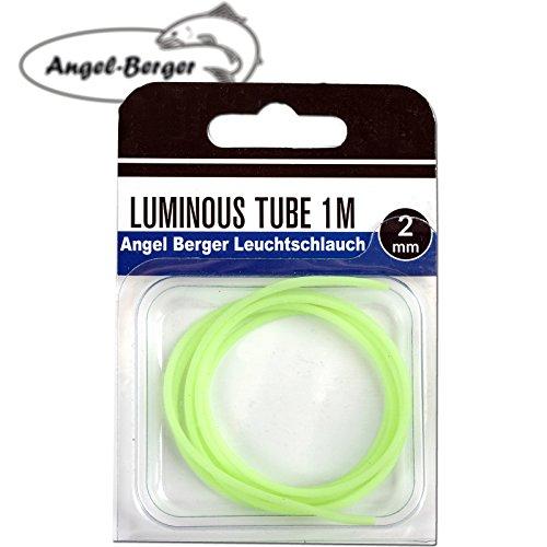 Angel-Berger Leuchtschlauch für Meeressysteme 1m (Selbstleuchtend, 4mm)