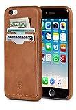 iPhone Bumper Case, Vaultskin SOHO Leder Schutzhülle –