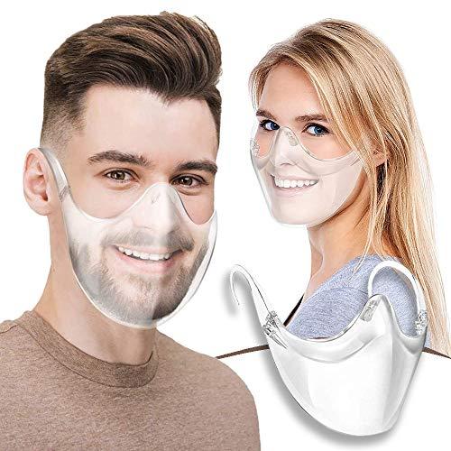 Face_Shield Visor   Transparente Anti Fog Shield para Adultos   Caja de 1   Vendedor de Reino Unido (1)
