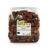 Organic Dates Pitted Deglet Noir 1kg (Buy Whole Foods Online Ltd.)