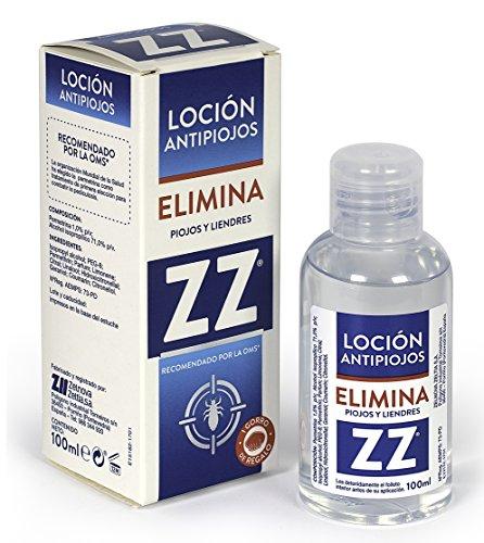 Loción Cupex ZZ Tratamiento Antipiojos, 100 ml 🔥