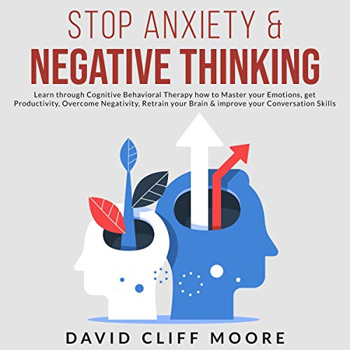 Stop Anxiety & Negative Thinking cover art