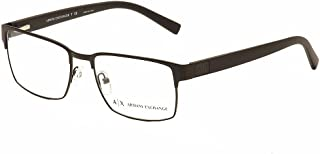 Exchange Armani 0AX1019 Optical Full Rim Square Mens...