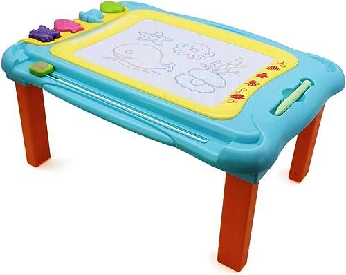 ofreciendo 100% DYW-pizarra mágica Tablero de Dibujo magnético del del del Tablero de Dibujo magnético de los Niños del Soporte Doble Tablero de Pintada (Color   azul)  respuestas rápidas