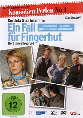 Komödien-Perlen No 1: Ein Fall für Fingerhut