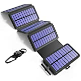 Best Solar Chargers - Verano Portable Solar Charger 24000mAh, 5 Solar Panels Review