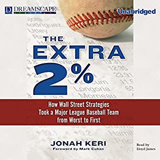 The Extra 2% audiobook cover art