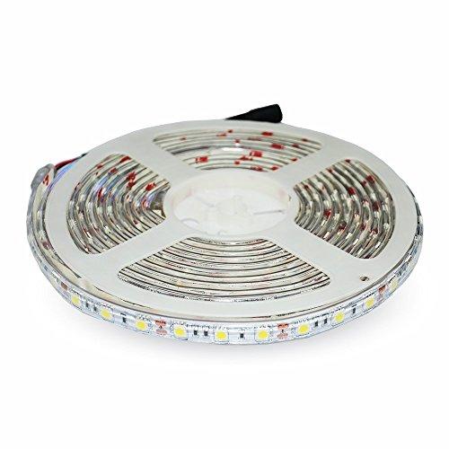V-TAC Strip LED SMD5050 10,8W/mt, Bianco