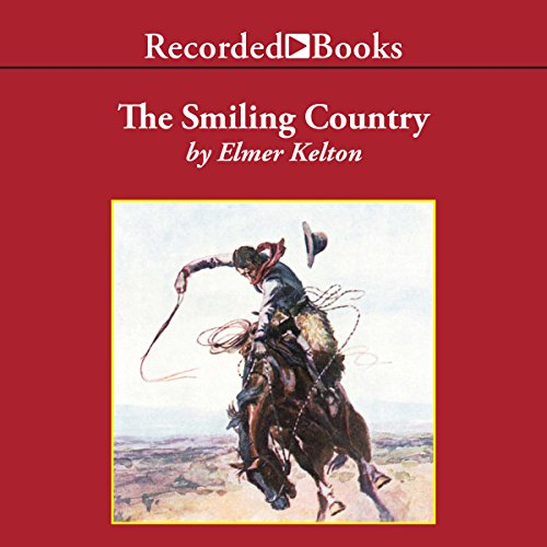 The Smiling Country audiobook cover art