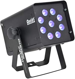 Elation Professional UV Spot 670 LED Blacklight (Renewed)