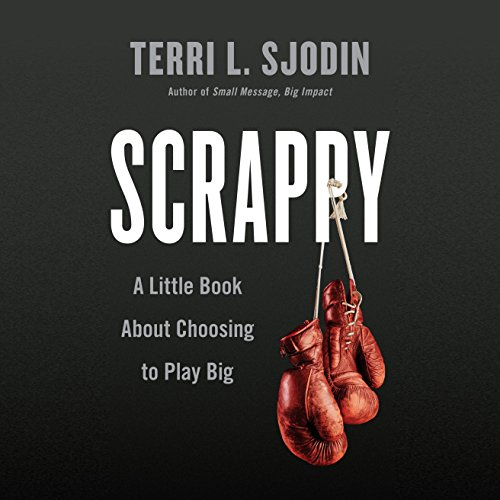 Scrappy audiobook cover art