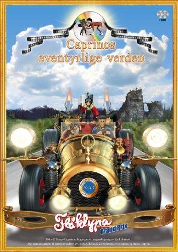 Caprinos eventyrlige verden - Flåklypa Grand Prix [Norwegen Import]