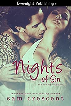 Nights of Sin (The Bad Boy Collection Book 3) by [Sam Crescent]