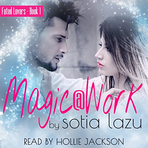 Magic at Work audiobook cover art