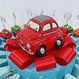 Venta on line pasteles de Bomboniere Correpasillos Fiat 500Cabrio Clip