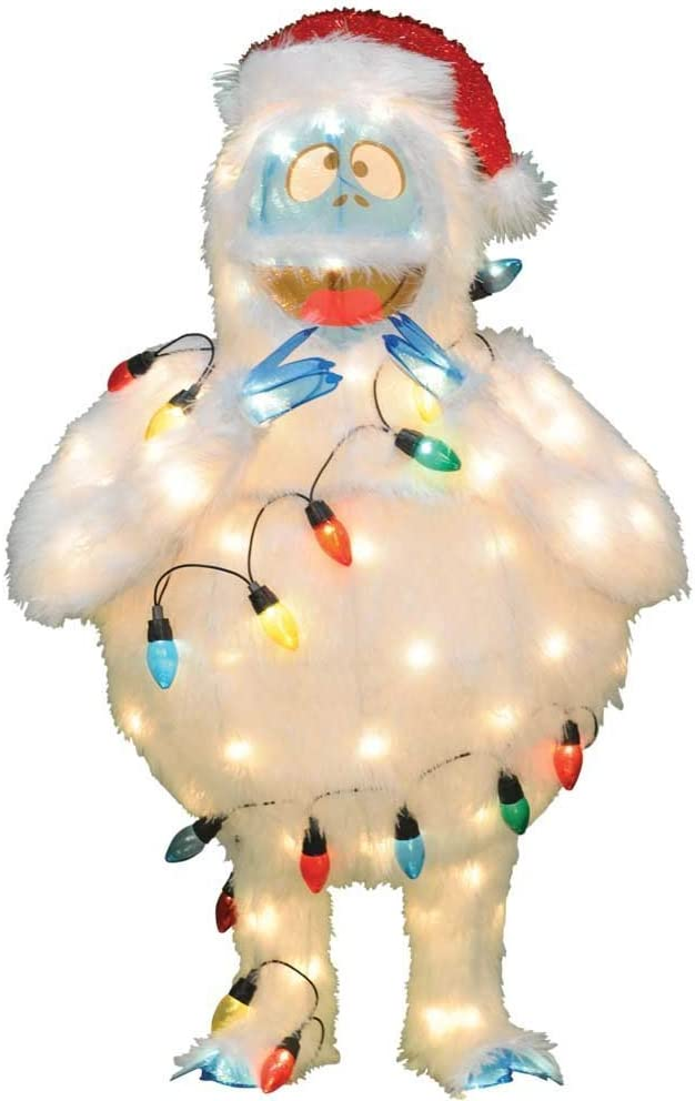 Free shipping on posting reviews ProductWorks 32-Inch Pre-Lit Rudolph Red-Nosed Discount is also underway Bumb Reindeer the