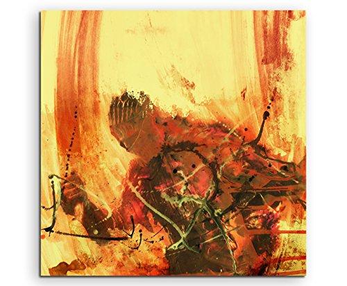 Dark_Souls_60x60cm Splash Art Paul Sinus Aquarell, Gemälde, Kunstbild auf Leinwand