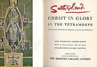 christ in glory in the tetramorph
