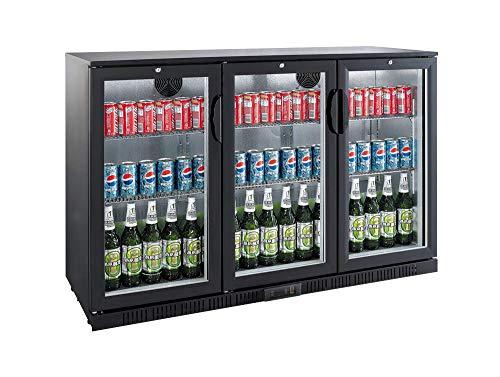 Flaschenkühlschrank 330 Liter Getränkekühlschrank Barkühlschrank Gastronomie Gewerbe