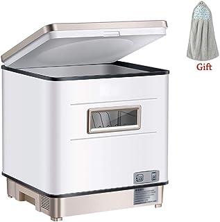 WZLJW DishAshers lavavajillas DishAsher comact, 360degAshing, energéticamente eficiente, de bajo Ruido LevAst, FruAnd Auto-claning FreesAnding DishAshers ATED ggsm