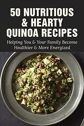 50 Nutritious & Hearty Quinoa Recipes: Helping You & Your Family Become Healthier & More Energized: Oat Bran Quinoa Pancakes (English Edition)