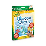 Crayola Washable Window Markers Arts & Crafts