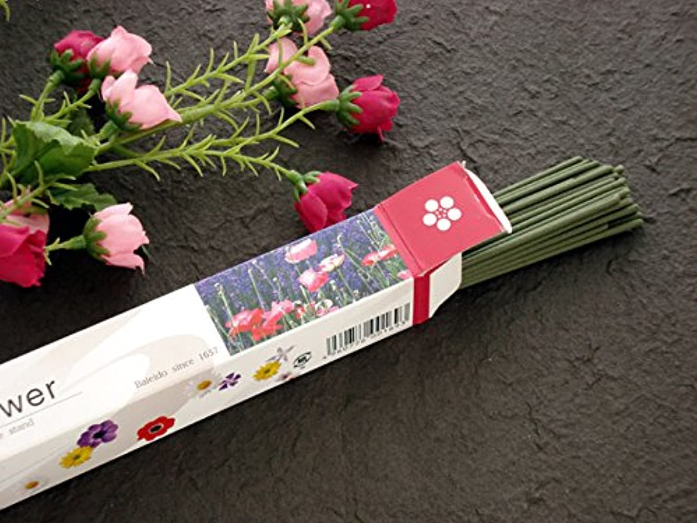 雪の鋸歯状トリッキー梅栄堂のお香 Wild flower