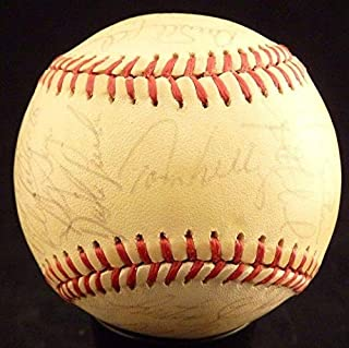 1987 Twins WS Champs Team Signed Autographed x28 Baseball BAS Certified - Beckett Authentication - Autographed Baseballs