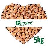 5 kg Kirschkerne in Premium-Qualität von Herbalind - lose Kirschkerne zur Kissenfüllung für...