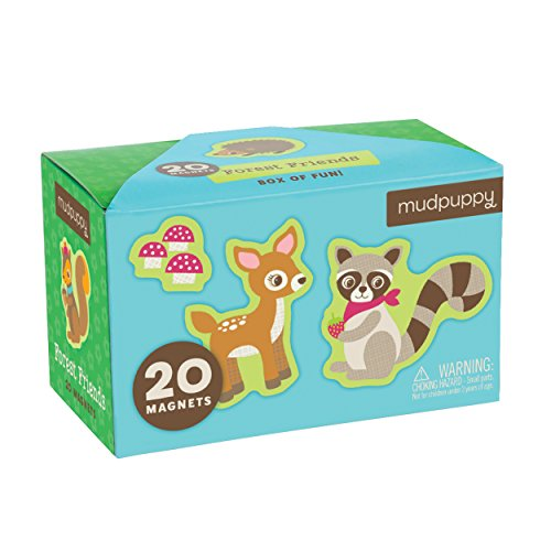 Forest Friends Box of Magnets