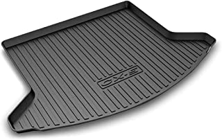 Alfombrilla para maletero trasero de coche, para Mazda CX-5 CX 5 2012-2020, Car Boot Mat revestimiento de goma negra para ...