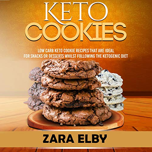 Keto Cookies  By  cover art