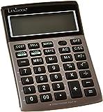 Lexibook PLC251 - Calcolatrice con Schermo a 12 Cifre, Funzioni tradizionali e avanzate, S...