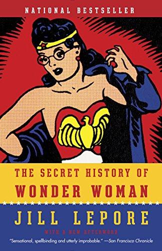 Image of The Secret History of Wonder Woman