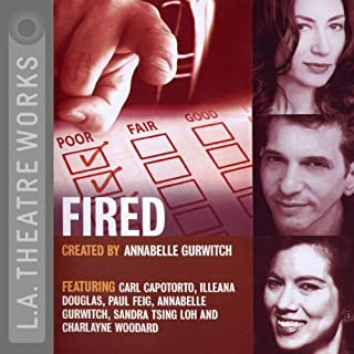 Fired: Tales of Jobs Gone Bad audiobook cover art