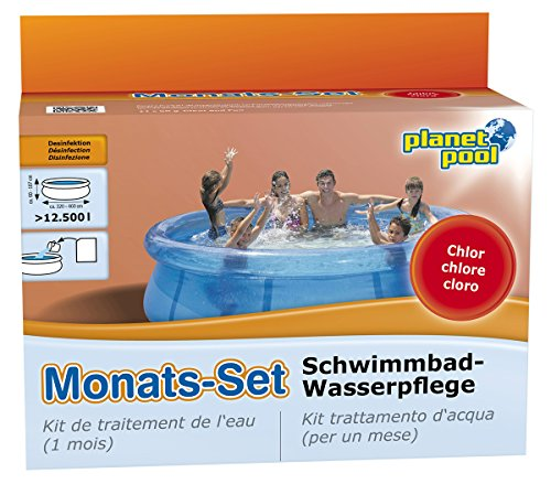 Planet Pool Monatsset Chlor