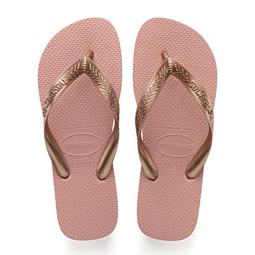 Havaianas Women#039s Top Tiras Flip Flop Sandal Rose Nude 1112