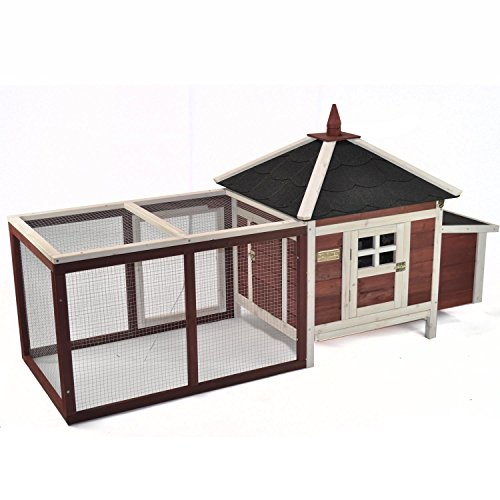Advantek The Prairie Home Chicken Coop