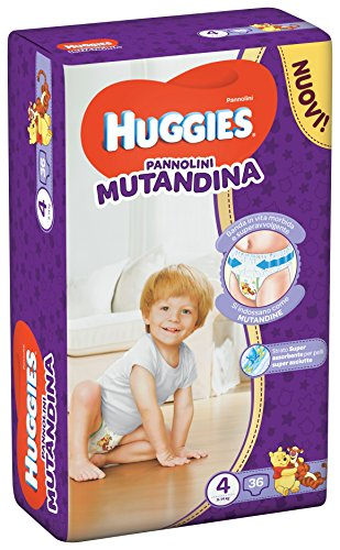 HUGGIES Apprentissage de la propreté