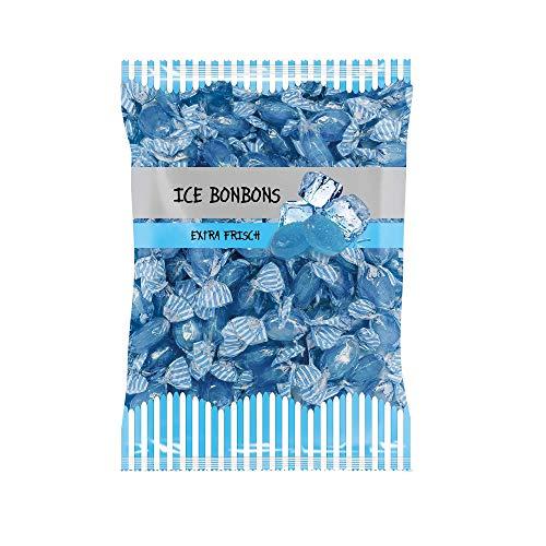 ICE ICE Bonbons, Extra frisch und kühlend auf der Zunge, klassische Eisbonbons, 1 kg