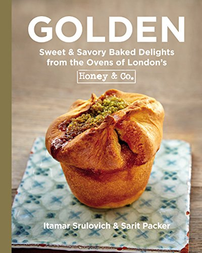 Image of Golden: Sweet & Savory Baked Delights from the Ovens of London's Honey & Co.