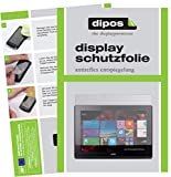 dipos I 2X Schutzfolie matt kompatibel mit Acer Aspire Switch 10 E Pro7 Folie Bildschirmschutzfolie