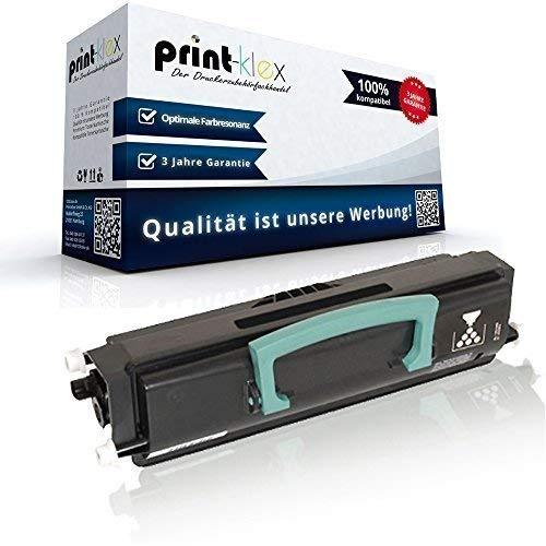 Kompatible XXL Tonerkartusche für Lexmark X463 X463DE X464 X464DE X466 X466DE X466DTE X466DWE 15000 Seiten Toner Black Schwarz X463A11G X463H11G X463X11G X463 A1